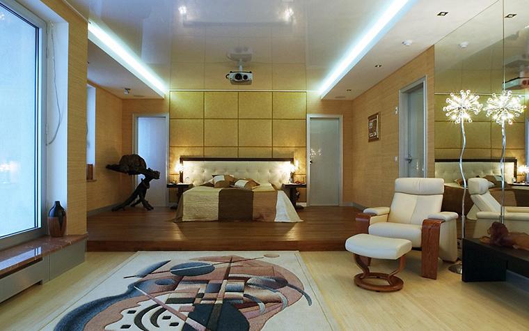 Фото № 10162 спальня  Квартира