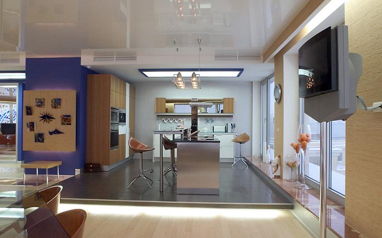 Фото № 10187 кухня  Квартира