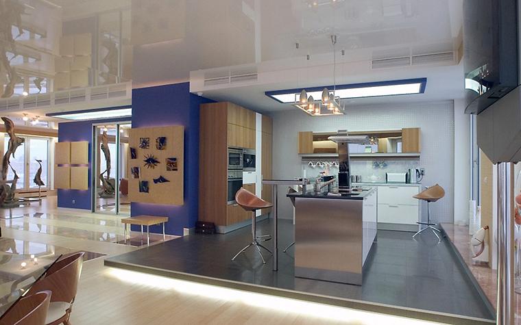 Фото № 10188 кухня  Квартира