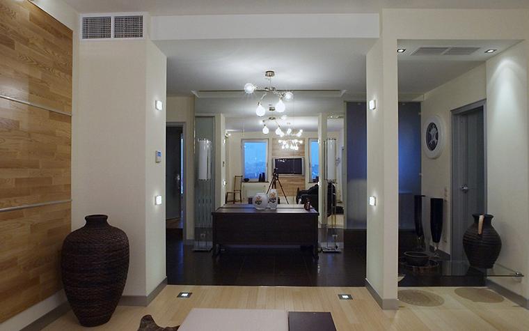 Фото № 10193 гостиная  Квартира