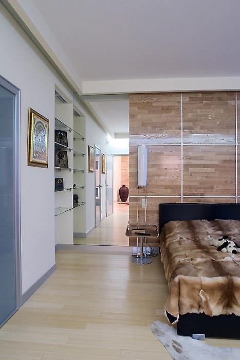 интерьер спальни - фото № 10191