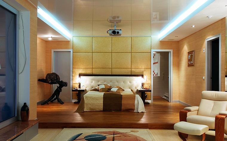 интерьер спальни - фото № 10163