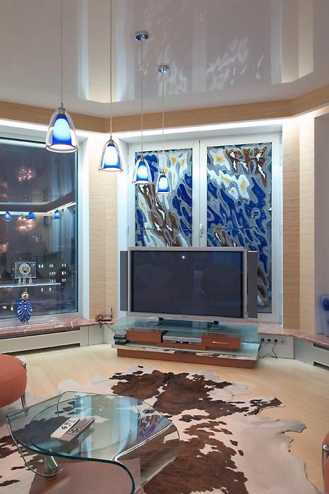 Фото № 10206 гостиная  Квартира