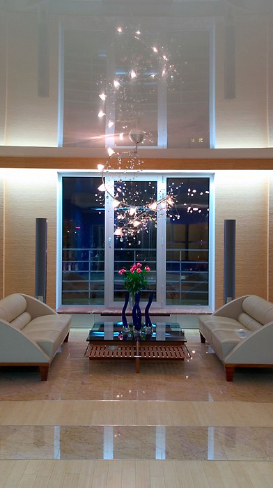 Фото № 10158 гостиная  Квартира