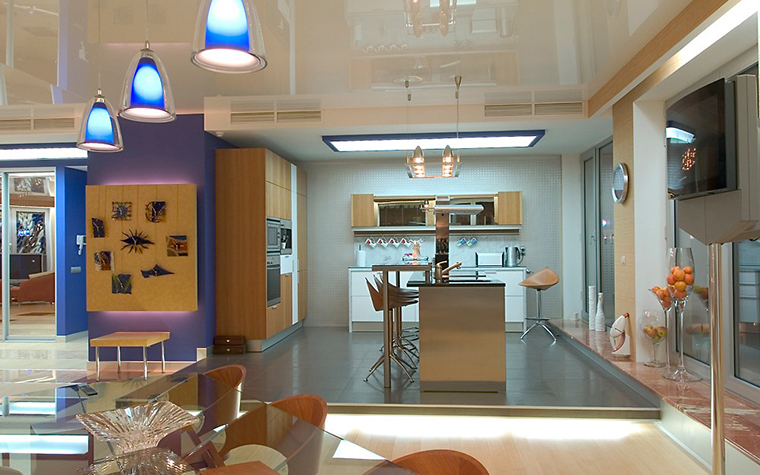 Фото № 10189 кухня  Квартира