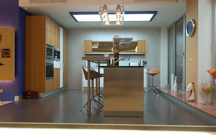 Фото № 10190 кухня  Квартира