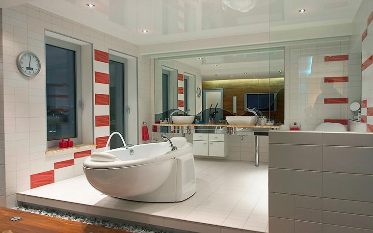 Фото № 10180 ванная  Квартира
