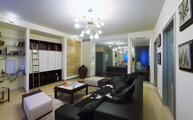 Фото № 10199 гостиная  Квартира
