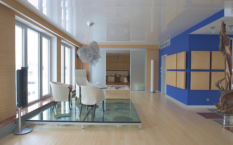 Фото № 10156 гостиная  Квартира