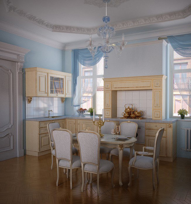 кухня - фото № 10355