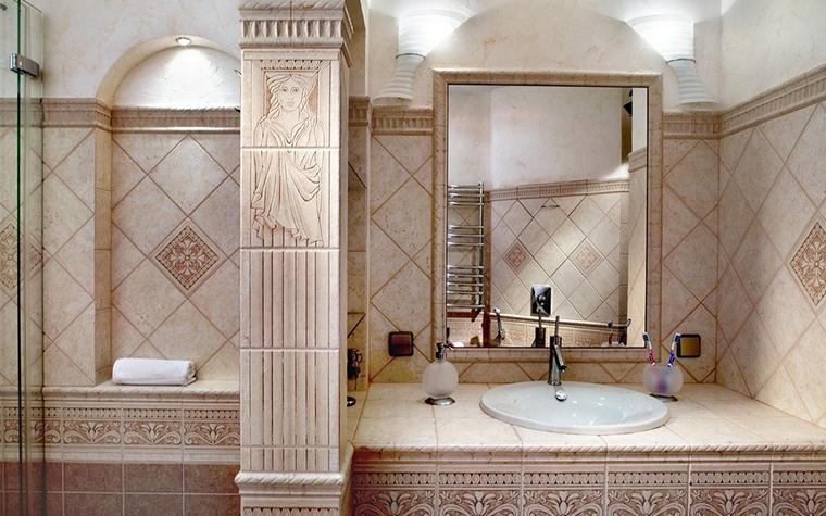 Фото № 10371 ванная  Квартира