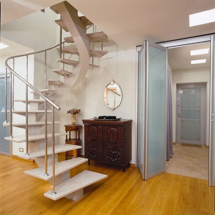 Квартира. холл из проекта , фото №10435