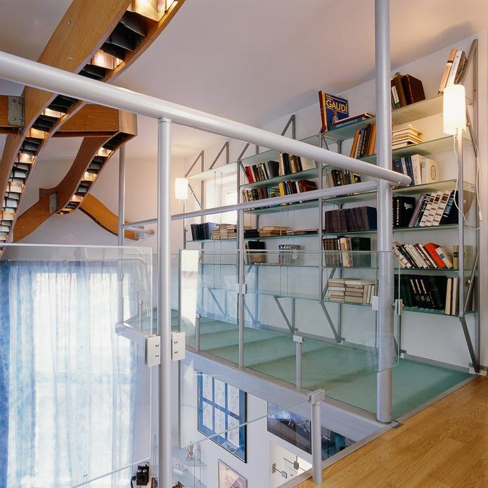 Квартира. кабинет из проекта , фото №10430