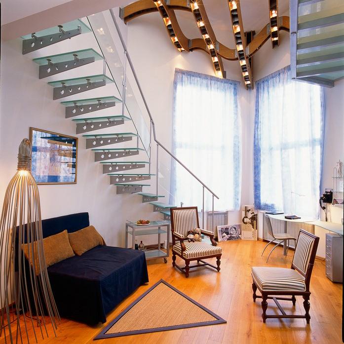 Квартира. кабинет из проекта , фото №10431