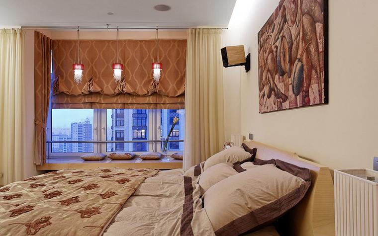 Фото № 10491 спальня  Квартира
