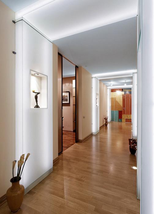Квартира. холл из проекта , фото №10498