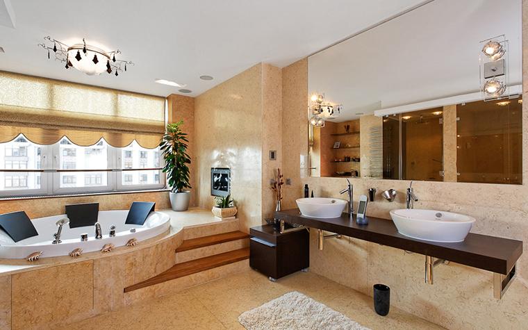ванная - фото № 10487