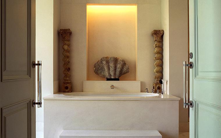 интерьер ванной - фото № 9471