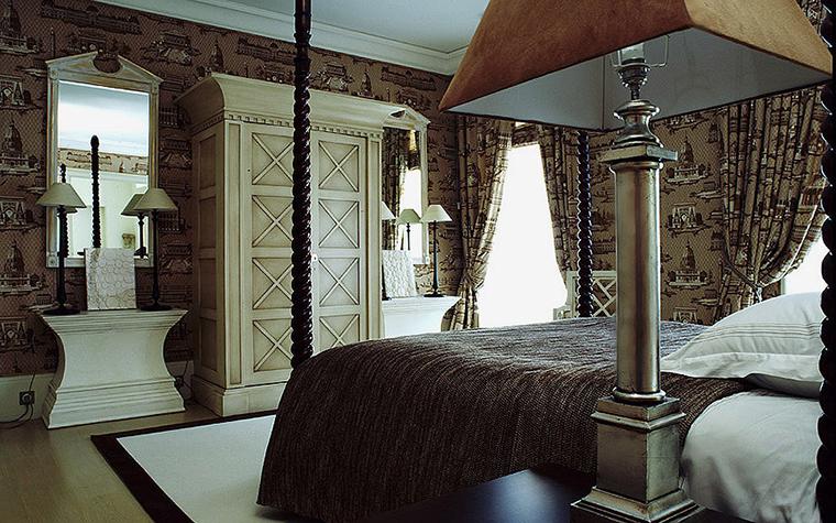 спальня - фото № 9473
