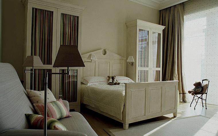 интерьер спальни - фото № 9477