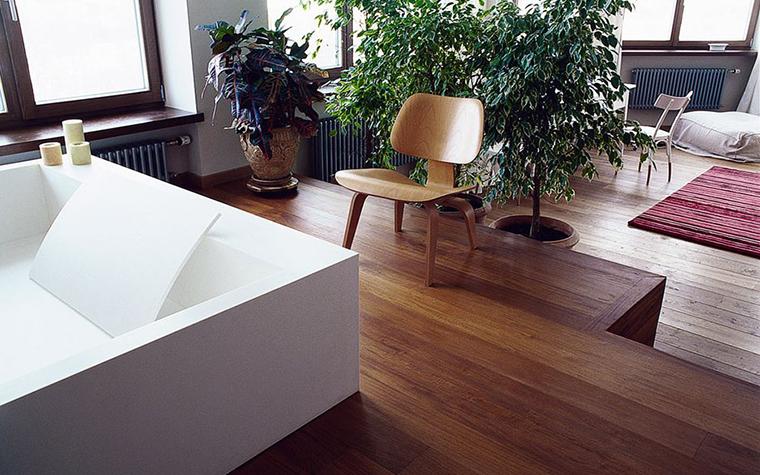 Квартира. ванная из проекта , фото №1387