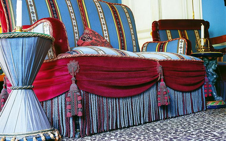 Квартира. гостиная из проекта , фото №148