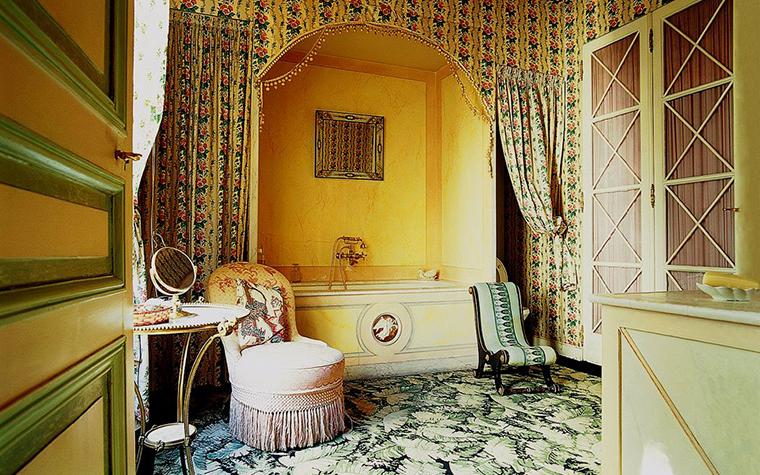 интерьер ванной - фото № 1385
