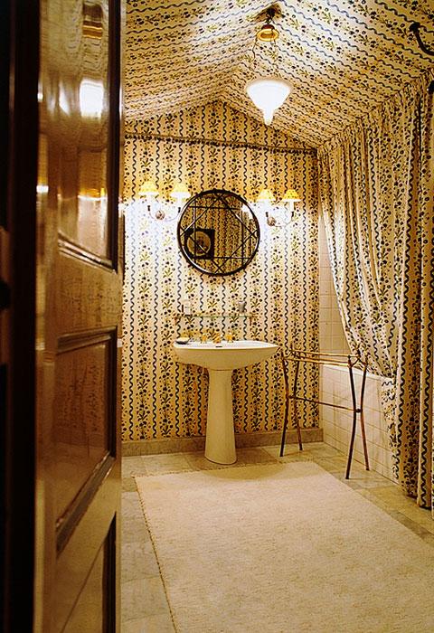 Квартира. ванная из проекта , фото №1386