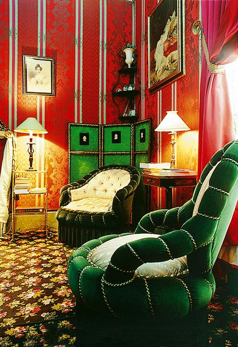 интерьер спальни - фото № 141