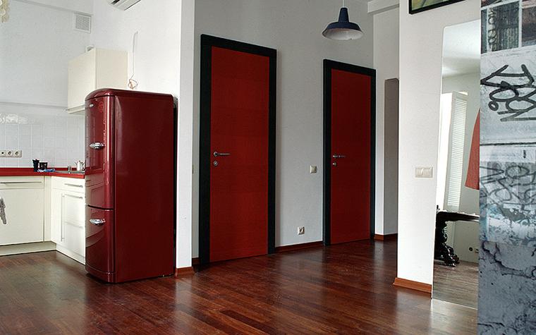 Квартира. холл из проекта , фото №10224
