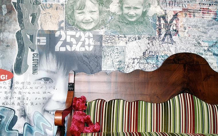 Квартира. гостиная из проекта , фото №10211