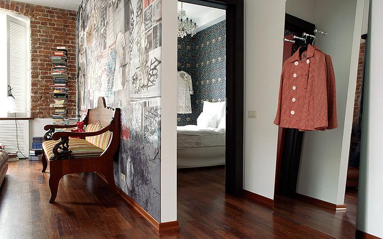 Квартира. холл из проекта , фото №10225