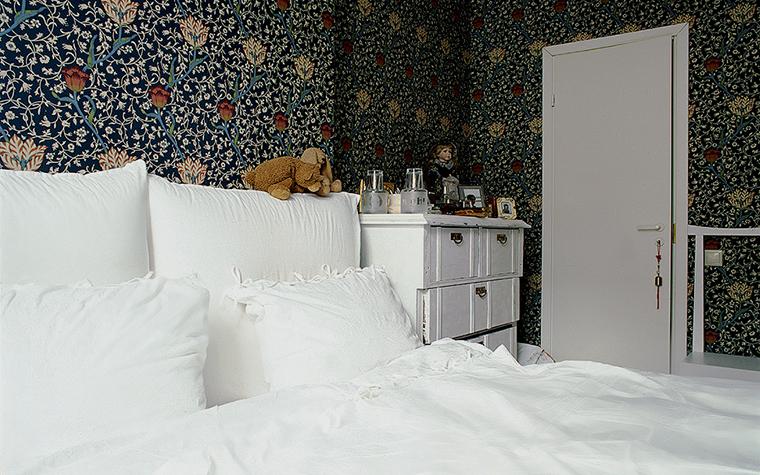 Квартира. спальня из проекта , фото №10214