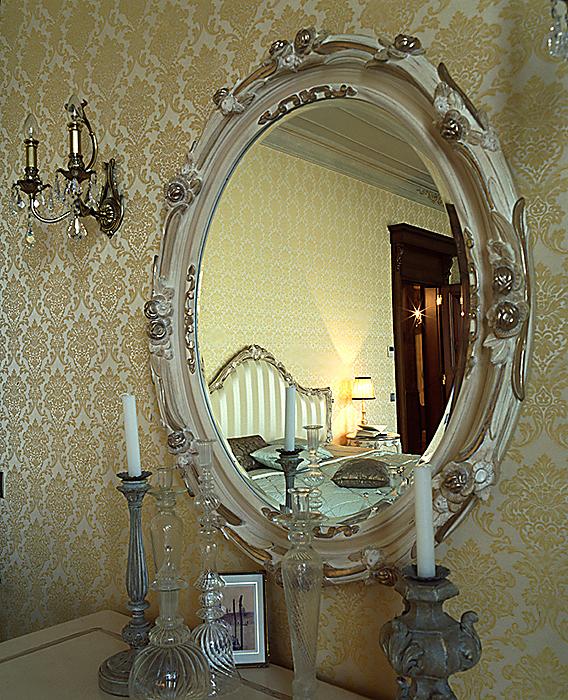 интерьер спальни - фото № 10472