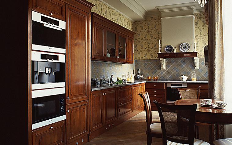 Квартира. кухня из проекта , фото №10467