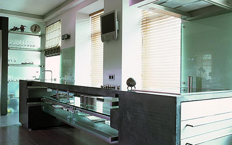 Фото № 10244 кухня  Квартира
