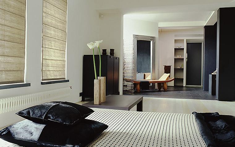 Фото № 10259 спальня  Квартира