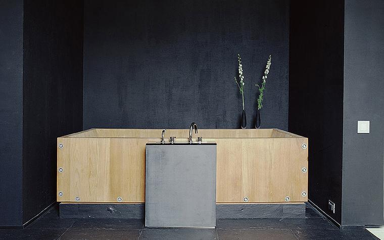 интерьер ванной - фото № 10257