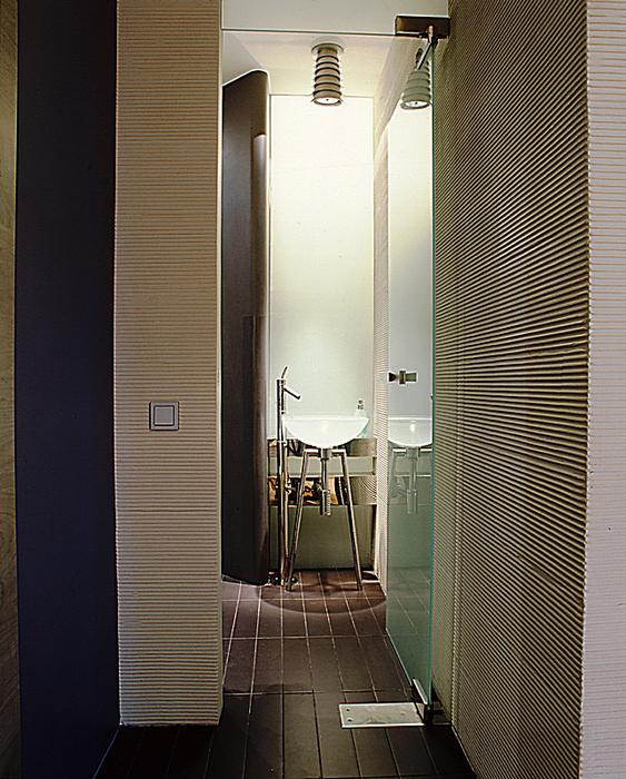 Квартира. санузел из проекта , фото №9992