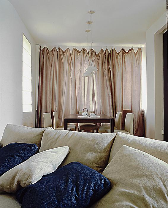 интерьер гостиной - фото № 9987