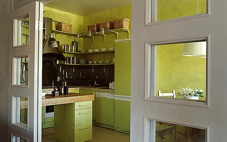 Фото № 13349 кухня  Квартира