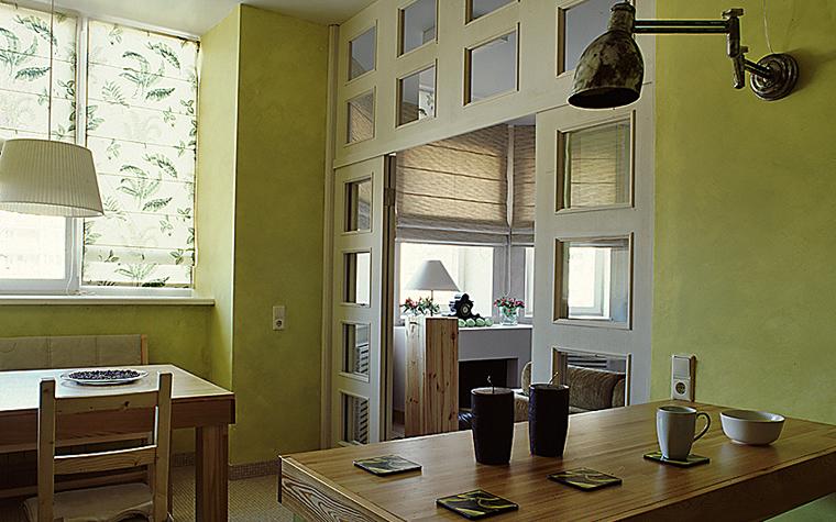 Фото № 13350 кухня  Квартира