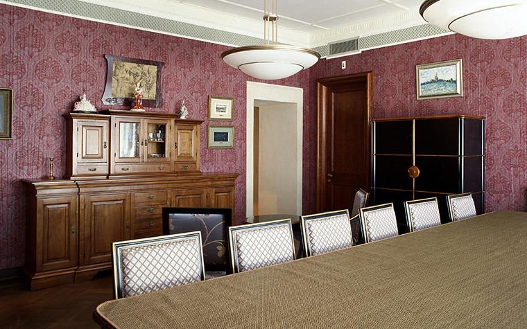 Фото № 10391 столовая  Квартира