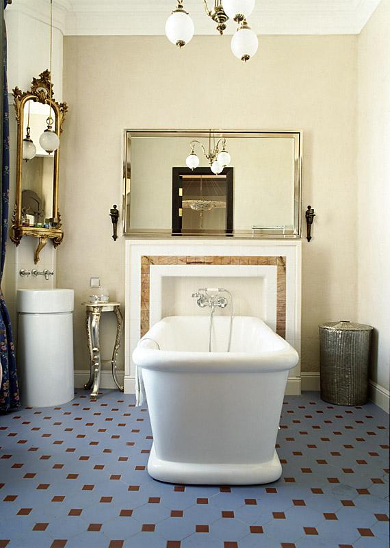 Фото № 10399 ванная  Квартира