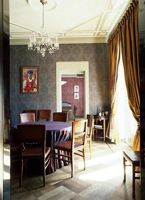 интерьер столовой - фото № 10397