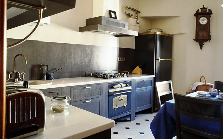 Фото № 10393 кухня  Квартира
