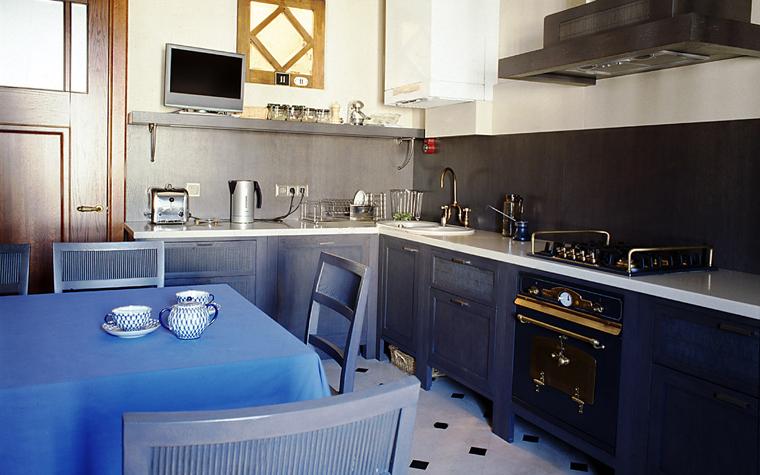 Фото № 10394 кухня  Квартира