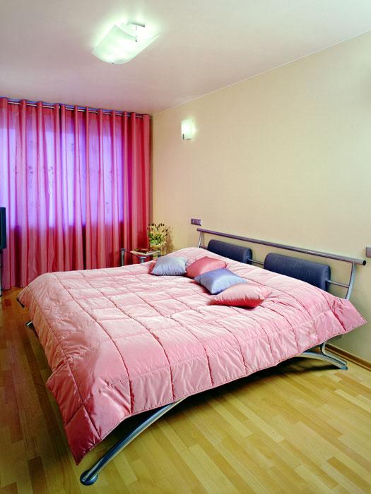 Фото № 512 спальня  Квартира