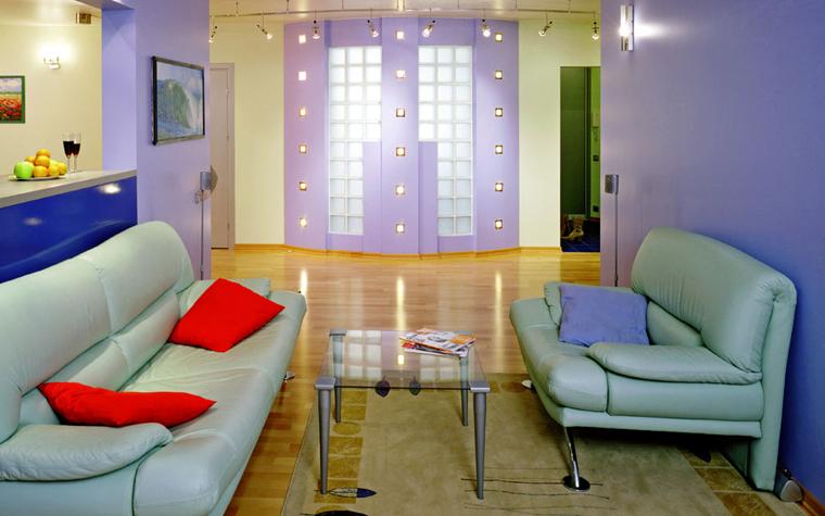 Фото № 511 гостиная  Квартира