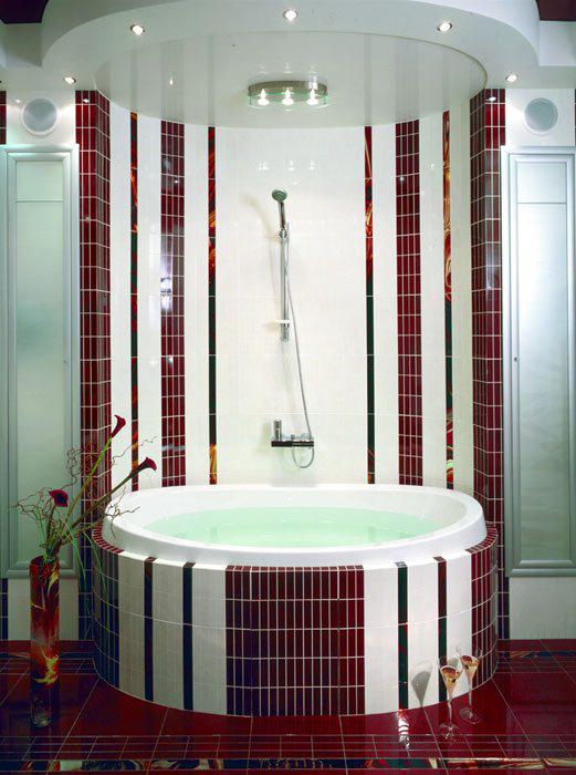 интерьер ванной - фото № 1404